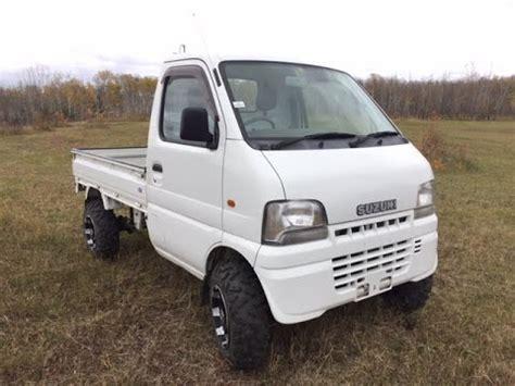 Suzuki Carry Lifted Suzuki Carry Japanese Mini Truck 6 Lift Funnycat Tv