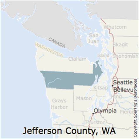 Jefferson County Detox by Best Places To Live In Jefferson County Washington