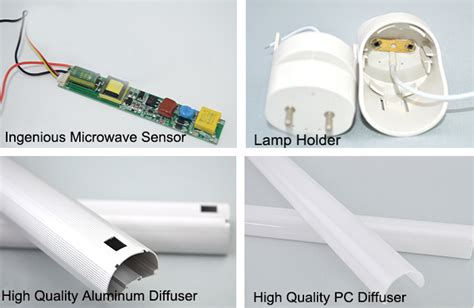 Fluorescent Light L Holder Replacement by Led Fluorescent Replacement L Socket