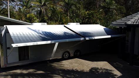 roof mounted awning australia wide annexes gold coast roof mounted thule awning