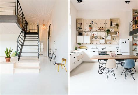 mobili stile nordico loft in stile nordico ad amsterdam decor italia