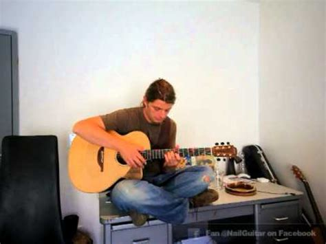 thomas leeb comfortably numb tab thomas leeb guitar lessons pt 2 tap harmonics desert