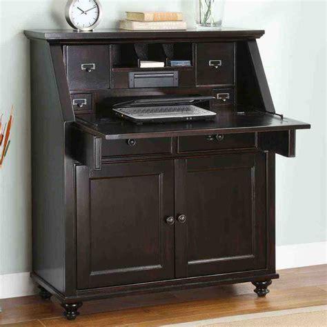 Small Secretary Desks for Small Spaces   Home Furniture Design