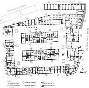 Roman Insula Floor Plan by Roman Domestic Architecture Insula Article Khan Academy
