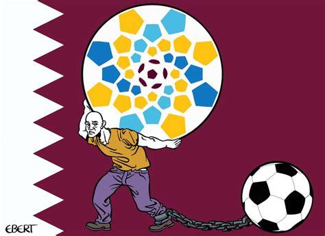2022 fifa world cup cartoon movement 2022 fifa world cup in qatar