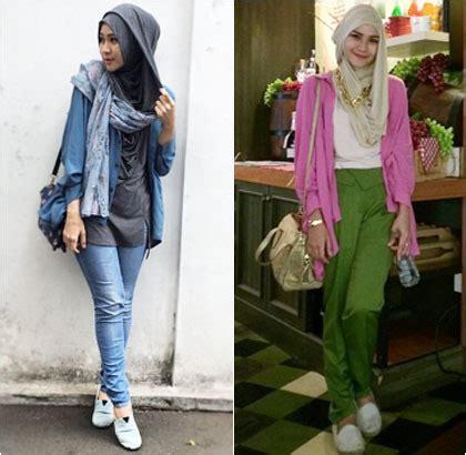 Jilbab Instan Casual tips berkreasi mengenakan jilbab instan agar jilbab instan