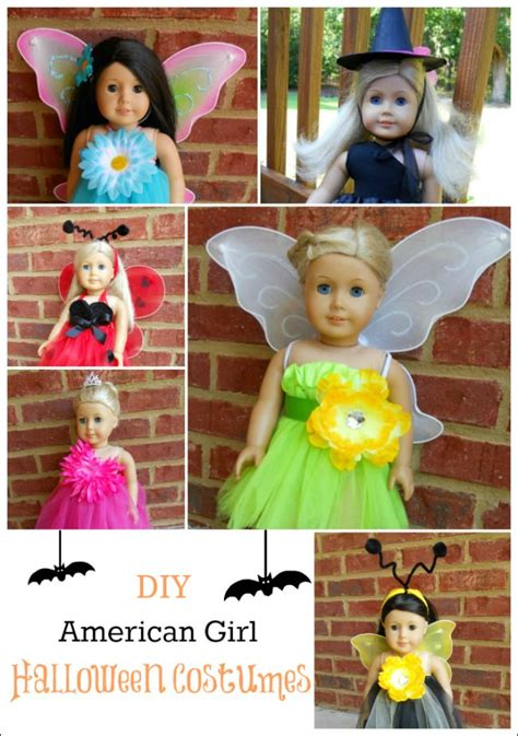 how do you make an american girl doll house 6 diy halloween costumes for american girl dolls uncommon designs