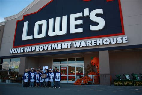 Lowes Com | lowe s connecting with the community thom partners