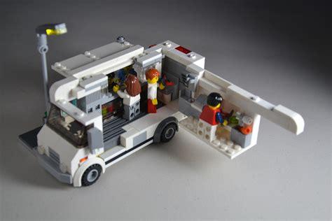 Lego City Wall Stickers lego ideas food truck