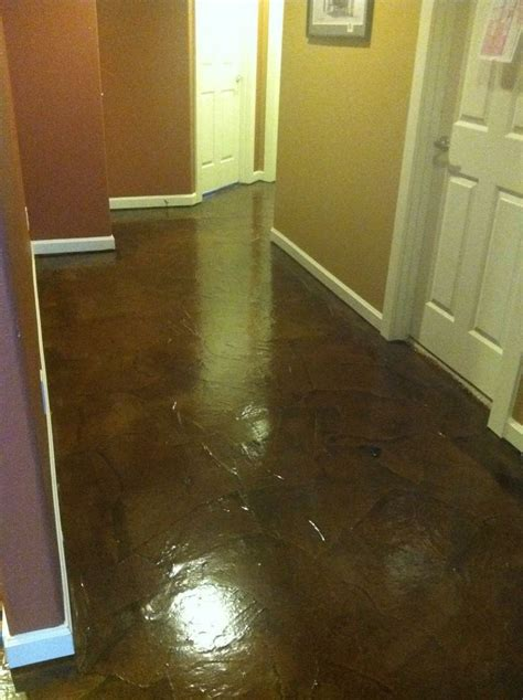 Pictures Of Brown Paper Bag Flooring by Brown Paper Bag Flooring For The Home
