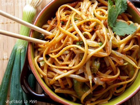 comfy cuisine vegetable lo mein