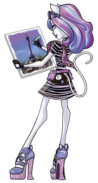 monster high coloring pages catrine demew catrine demew monster high wiki