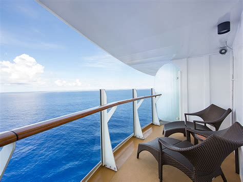 two bedroom aquatheater suite with balcony on harmony of cruise details accommodations royal caribbean