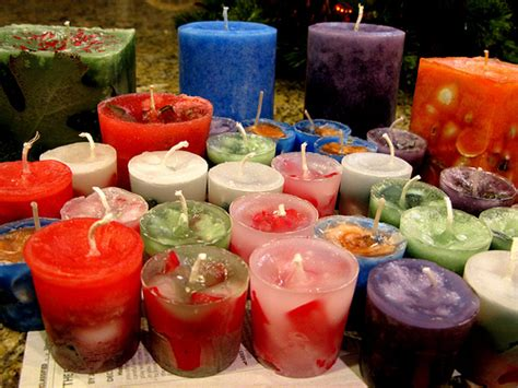 candele paraffina quale cera scegliere per creare le candele arte ricamo