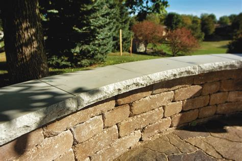Rochester Concrete Retaining Walls Coping Steps Garden Wall Coping Stones