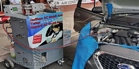 Alat Tes Kebocoran Freon cara cepat kuras oli kompresor ac mobil tanpa copot baut berita otomotif