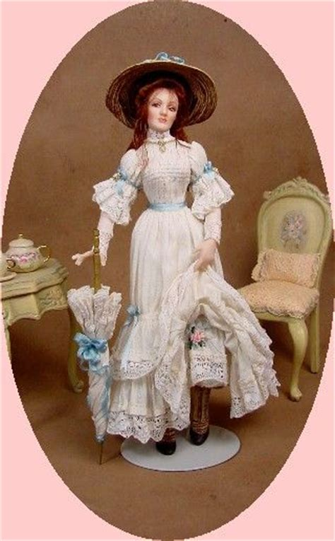 miniature dolls for doll houses pin by shannon smith on miniatures yeah pinterest