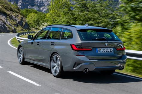 2019 Bmw Touring by 2019 Bmw 3 Series Touring Revealed Price Specs And