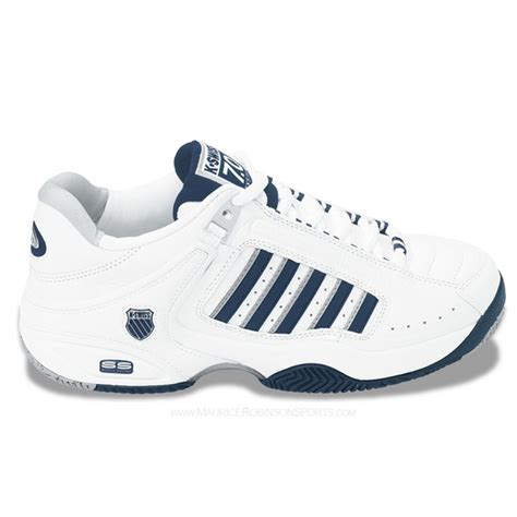 k swiss defier rs white navy