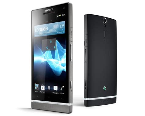 sony android phone sony xperia sl android phone gadgetsin