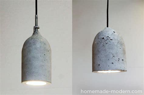 modern ep9 concrete pendant l