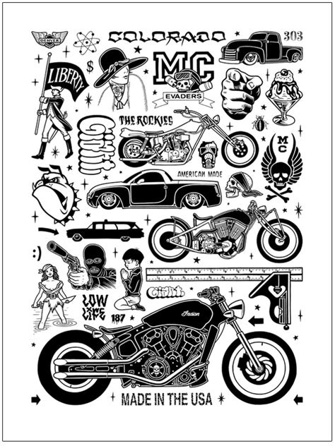 lowrider tattoo london prices mike giant black book gallery