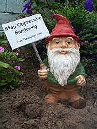 garden gnome liberationists
