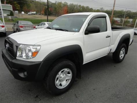 best car repair manuals 2011 toyota tacoma user handbook sell used certified 2011 tacoma regular cab 4x4 5 speed manual one owner carfax video 4wd in