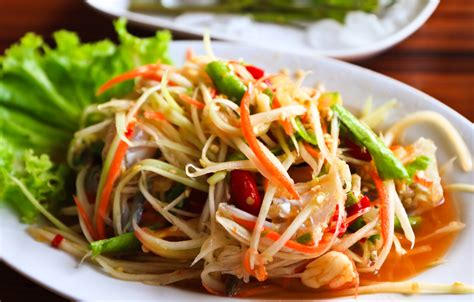 thai dishes 5 common vegetables found in thai dishes thailand