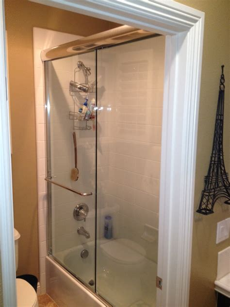Shower Door Track Replacement Sliding Shower Door Replacement Shower Doors Sliding Door Repair New Install In San Diego