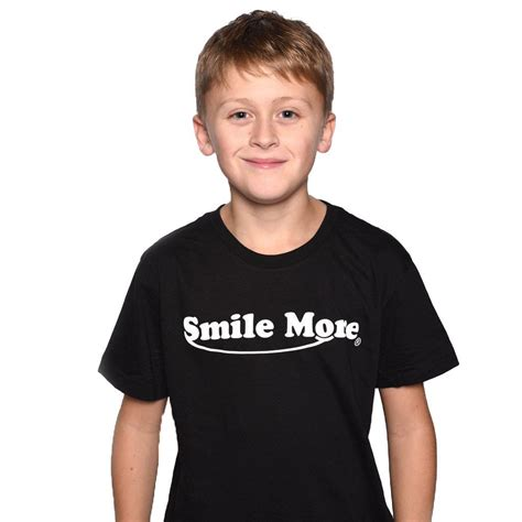 More T Shirt by Smile More T Shirts The Smile More Store