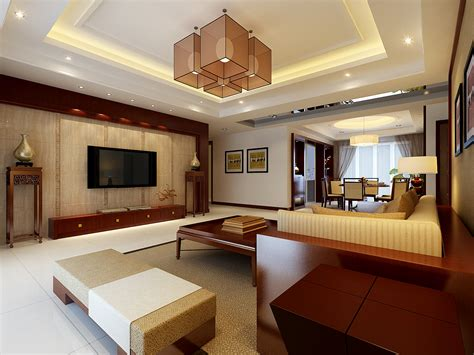 3d pictures 4bedrooms office sitting room and dinning room 3d house plans modern living room connected with dining room 3d model
