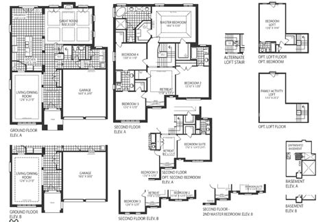fillmore group house plans group home floor plans