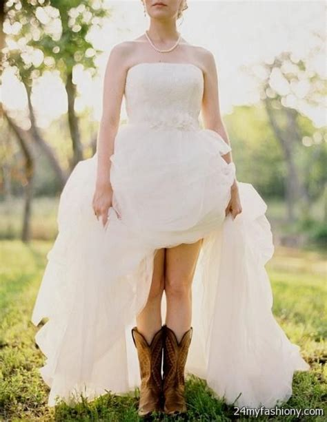 country style wedding boots country style wedding dresses with cowboy boots 2016