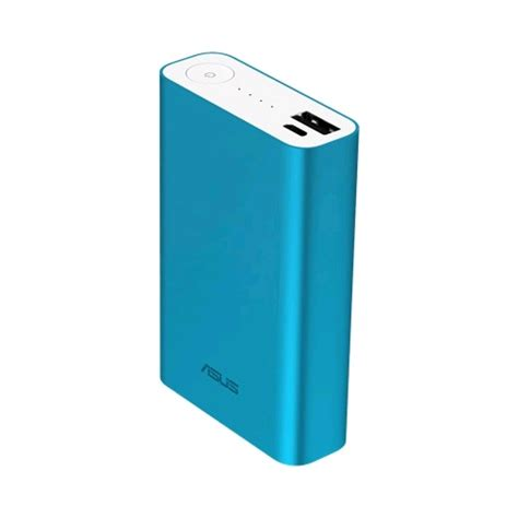 Powerbank Asus 10050mah asus zenpower power bank abtu005 10050mah blue prices features expansys malaysia