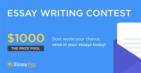 Essay Writing Contests by Scholarship Essay Contest By Essaypro