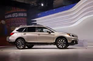 Subaru Suv 2015 2015 Subaru Outback Side 02 Photo 25