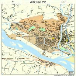 map longview longview washington map 5340245