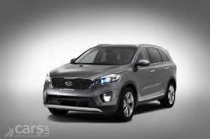 2015 kia sorento pictures cars uk
