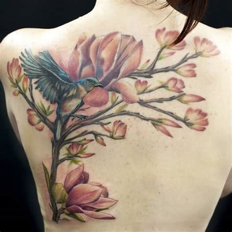 magnolia flower tattoo 60 awesome magnolia flower made golfian