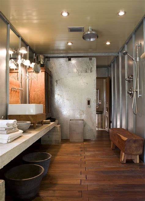 Modern Rustic Bathroom Ideas Bathroom Furniture Home Design Ideas
