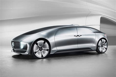 mercedes f105 autonomous concept uncrate