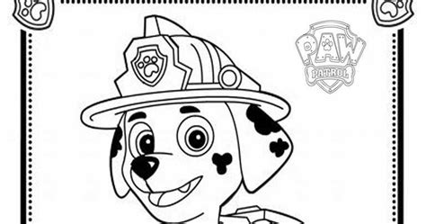 paw patrol marshall coloring page paw patrol marshall free colouring pages