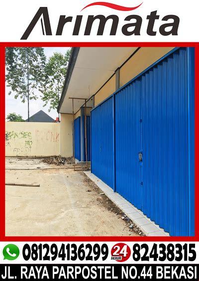 Folding Gate Murah Jakarta Selatan 081293497239 harga folding gate jakarta selatan dan jual rolling door per meter