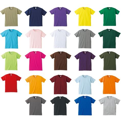 Kaos Big 6 By Jersey Center s solid color t shirt cotton neck