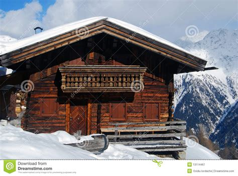 Tiroler Wood Houses Designs traditional tirol wood house in mountains royalty free