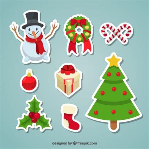 Aufkleber Weihnachten Kostenlos by Sammlung Weihnachts Aufkleber Der