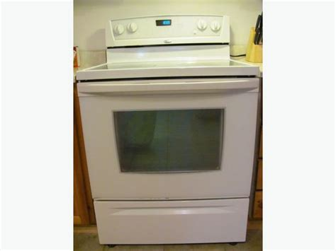 Flat Cooktop Stove With Flat Cooktop Whirpool Rockland Ottawa