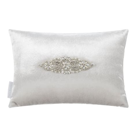 Buy Kylie Minogue At Home Palermo Bed Cushion 20x35cm Bed Cushion
