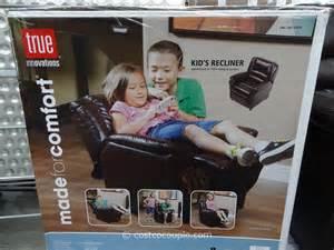 true innovations kid s recliner